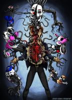 There is a little part of me in every body/FNAF SL by Edgar-Games