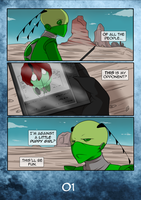 BS Round 2 :Page ONE: by lledra