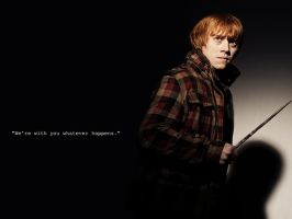 Ron Weasley Quote by NoMercy68
