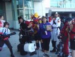 Meet the Red Team Cosplay by stormx6