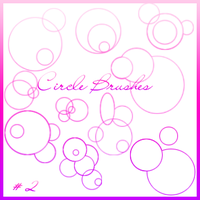 Circle brushes by Deborahkeuh