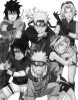Team 7 Forever by Marcechan