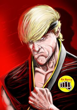 Johnny Lawrence by Bonorye