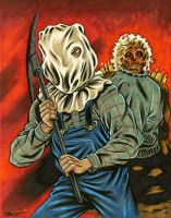 Friday The 13TH: Part 2 by Schoonz