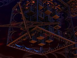 Constructing Lemarchand's Box by FractalEdi