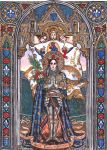 Saint Joan of Arc by Theophilia