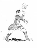 Earth Empire Bolin by SoDrawnOut
