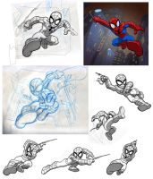 swing poses by jimmymcwicked