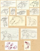 Sketchdump II by MuniaElena