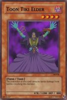 Toon Tiki Elder Yugioh-card by Tim1995
