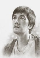 Pencil Drawing by JW-Jeong