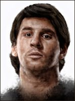 lionel messi by Tolio-Design