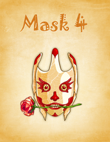 Mask Four by jjfwh
