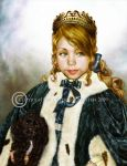 The Little Queen by CindysArt