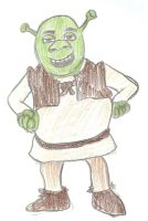 Shrek by PekoponOverlord