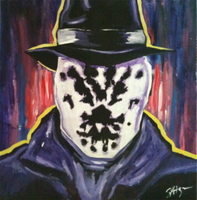 Rorschach by doctorpaper