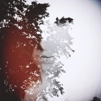 double exposure by easycheuvreuille