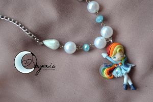 Rainbow dash doll by AngeniaC