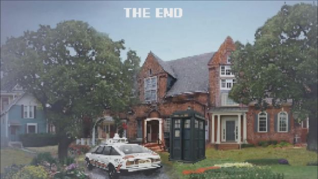 BGMC23: The End by pickledtezcat
