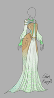 Outfit Design Auction #3 [Closed] by Chloes-Designs