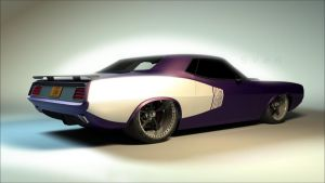 'Cuda :: 7 by svenndesign