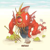 Magikarp Super Evolve