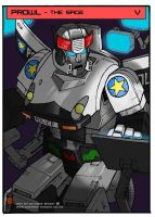 Prowl, the Sage by Ramrider