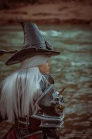 Valla Vampire  Hunter cosplay 03 by FirstKeeper