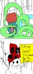 Pumpin and Squib by Ask-Deadpool-Madness