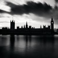 Palace of Westminster, Study 2 by kapanaga