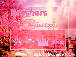 +Brushers Princess by Nichhi