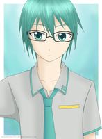 megane mikuo by CeruleanShadow