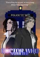 Doctor Who The Two Doctors by MangaGothic