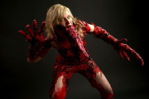 Female Carnage by xAryeh