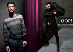 joop magazine ad. by fedo86