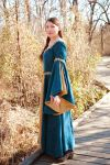 Maid Marian Dress by PirateLotus-Stock
