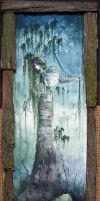 The Birch Tree by LauraTolton
