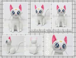 Artemis Plush::::: by Witchiko