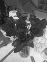 Roses (Edited Version 4) by sinisterinsomniac