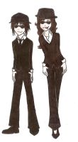 Blues Brothers style by Ardate