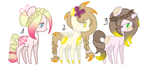 Adoptables (Closed) by PerMaq