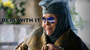 THE QUEEN OF THORNS...DEAL WITH IT! by obscurepairing