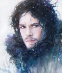 GoT: Jon Snow by vtas