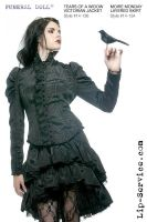 Funeral Doll 2 by lippyclothes