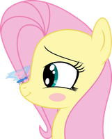 Fluttershy by MacTavish1996 by MacTavish1996