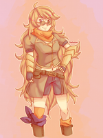 Yang Xiao Long by Southrobin