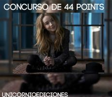 Concurso 44 points by UnicornioEdiciones