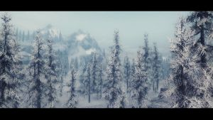 Snowscape by Digipup4life