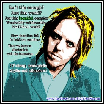 Tim Minchin by AAtheist