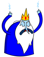 Ice King by LMead